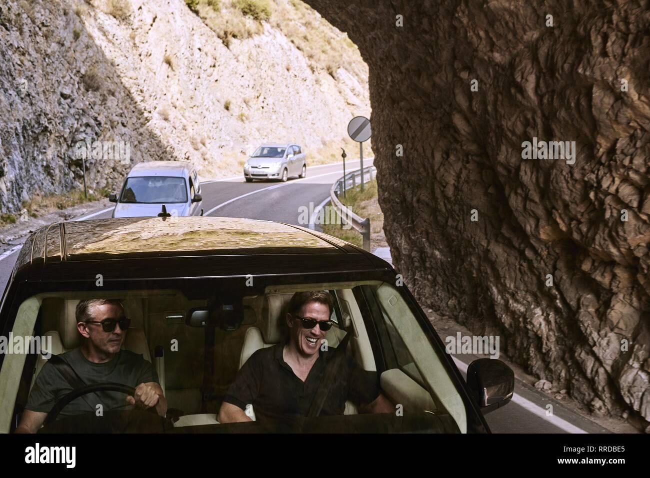 El viaje a España, Steve Coogan , Rob Brydon, 2017 Imagen De Stock