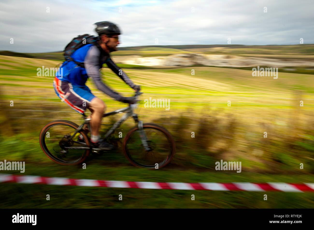 Ciclo, ciclismo, paseos en bicicleta, gimnasio, viajes, raza, Imagen De Stock