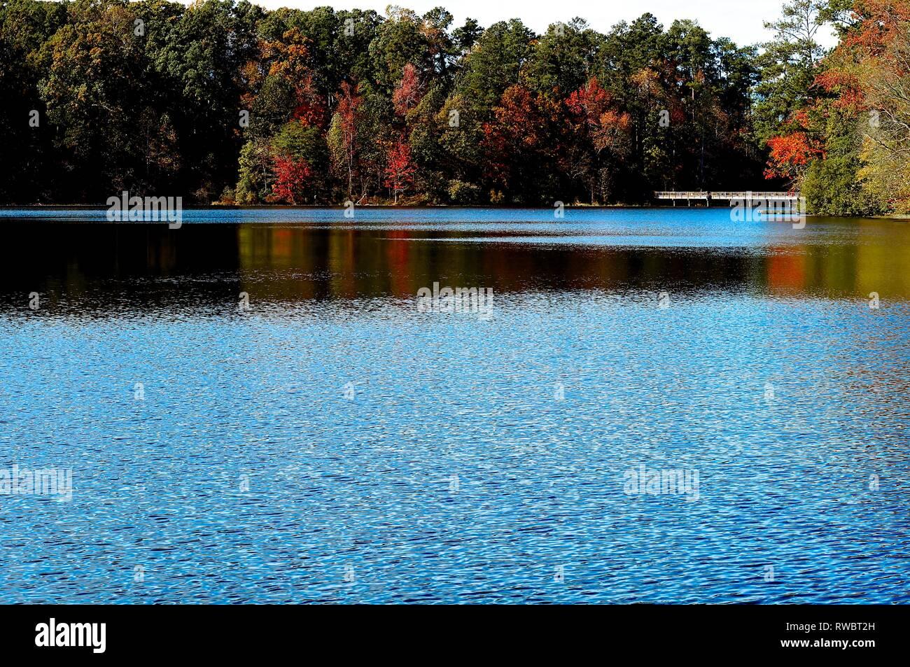 Lago de agua Imagen De Stock