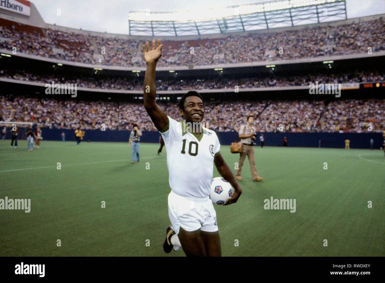 Pelé, una vez en la vida: la extraordinaria historia del Cosmos de Nueva York, 2006 Imagen De Stock