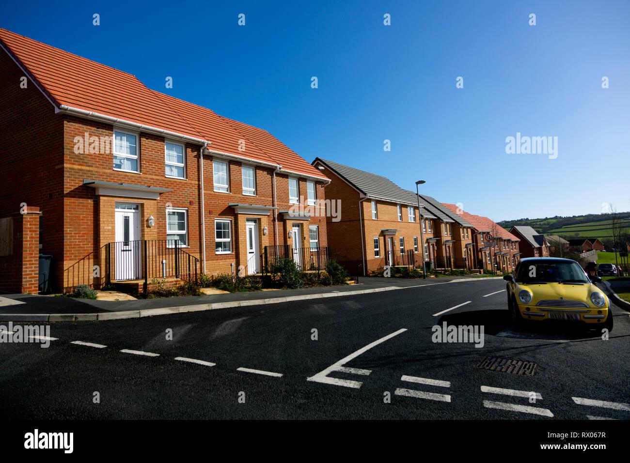 Nueva,construir, verde,cinturón,invasión, terraza,street,road, madera,enmarcado, baja, reducir las emisiones de carbono huella de carbono ,,, energía, azulejos cerámicos,, campo Imagen De Stock