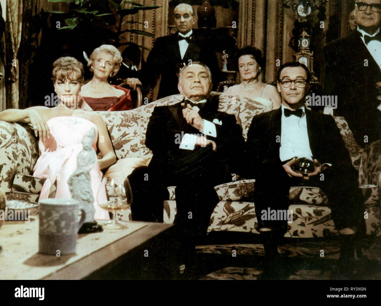 SCHNEIDER,Robinson,Lemmon, Good Neighbor SAM, 1964 Imagen De Stock