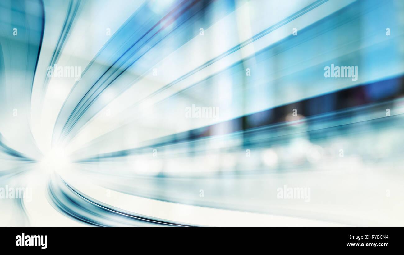 Tecnología de negocios construcción diseño exterior Foto de stock