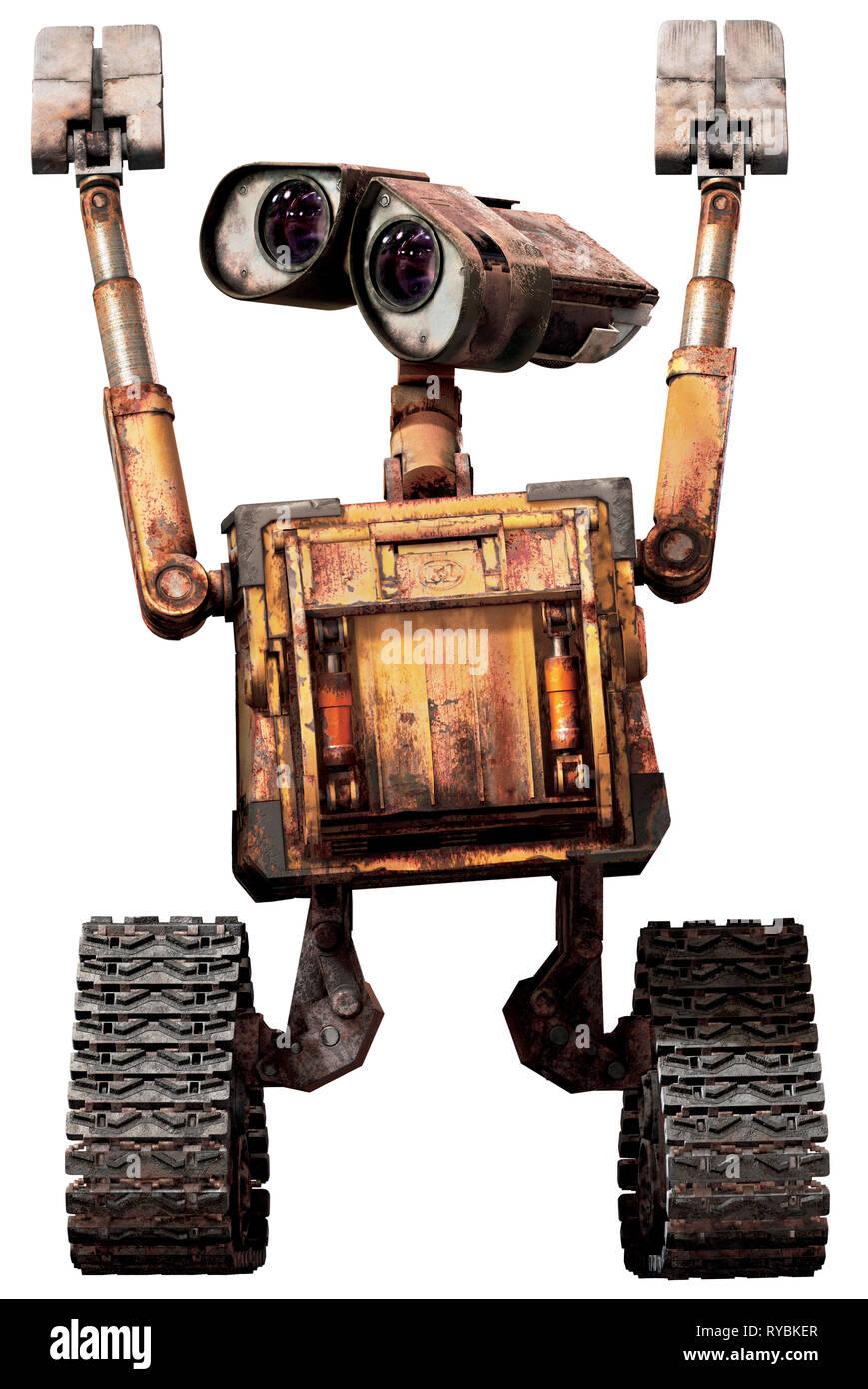 Wall E El Robot Wall E 2008 Fotografia De Stock Alamy