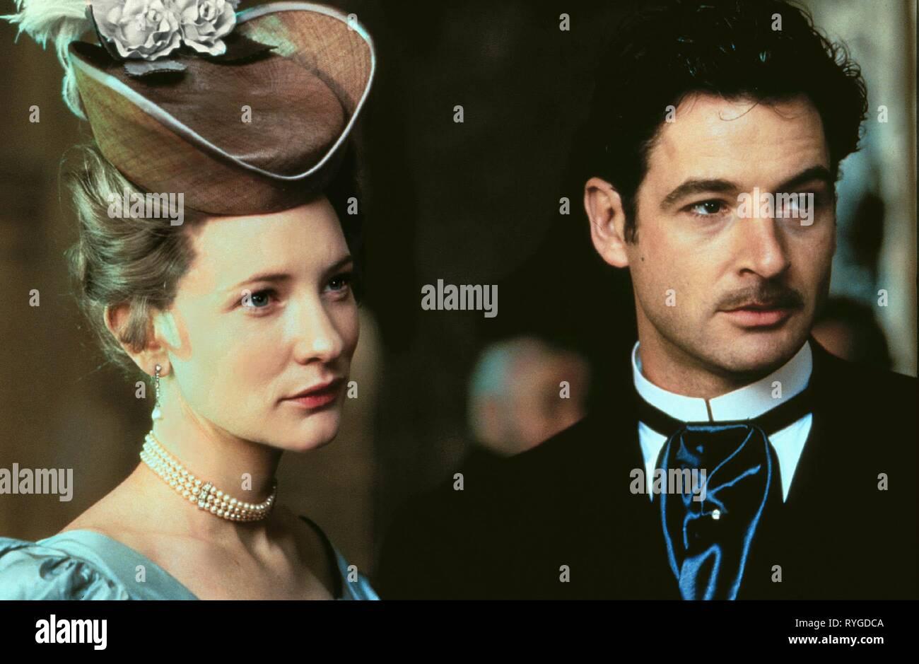 CATE Blanchett, Jeremy Northam, un marido ideal, 1999 Imagen De Stock