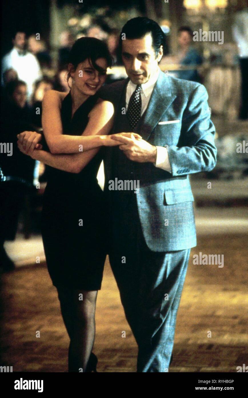 Aroma De Una Mujer 1992 Al Pacino Fotos e Imágenes de stock