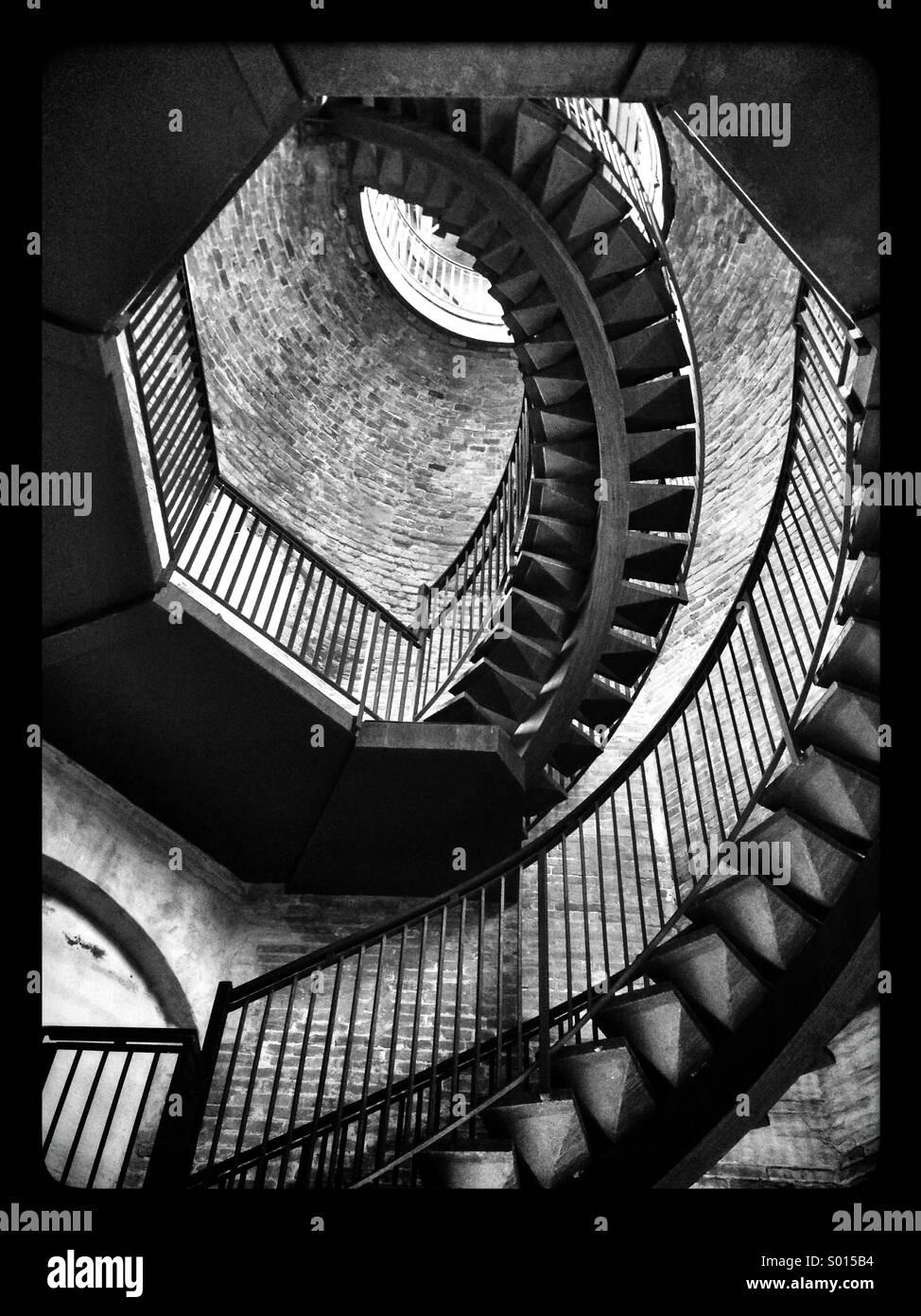 Escaleras Imagen De Stock