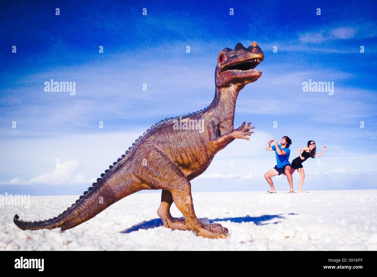 Dinosaurio Imagen De Stock