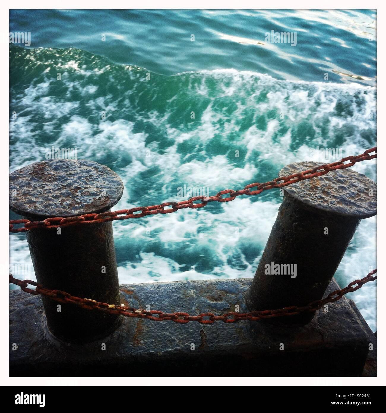 Mar viajes Imagen De Stock