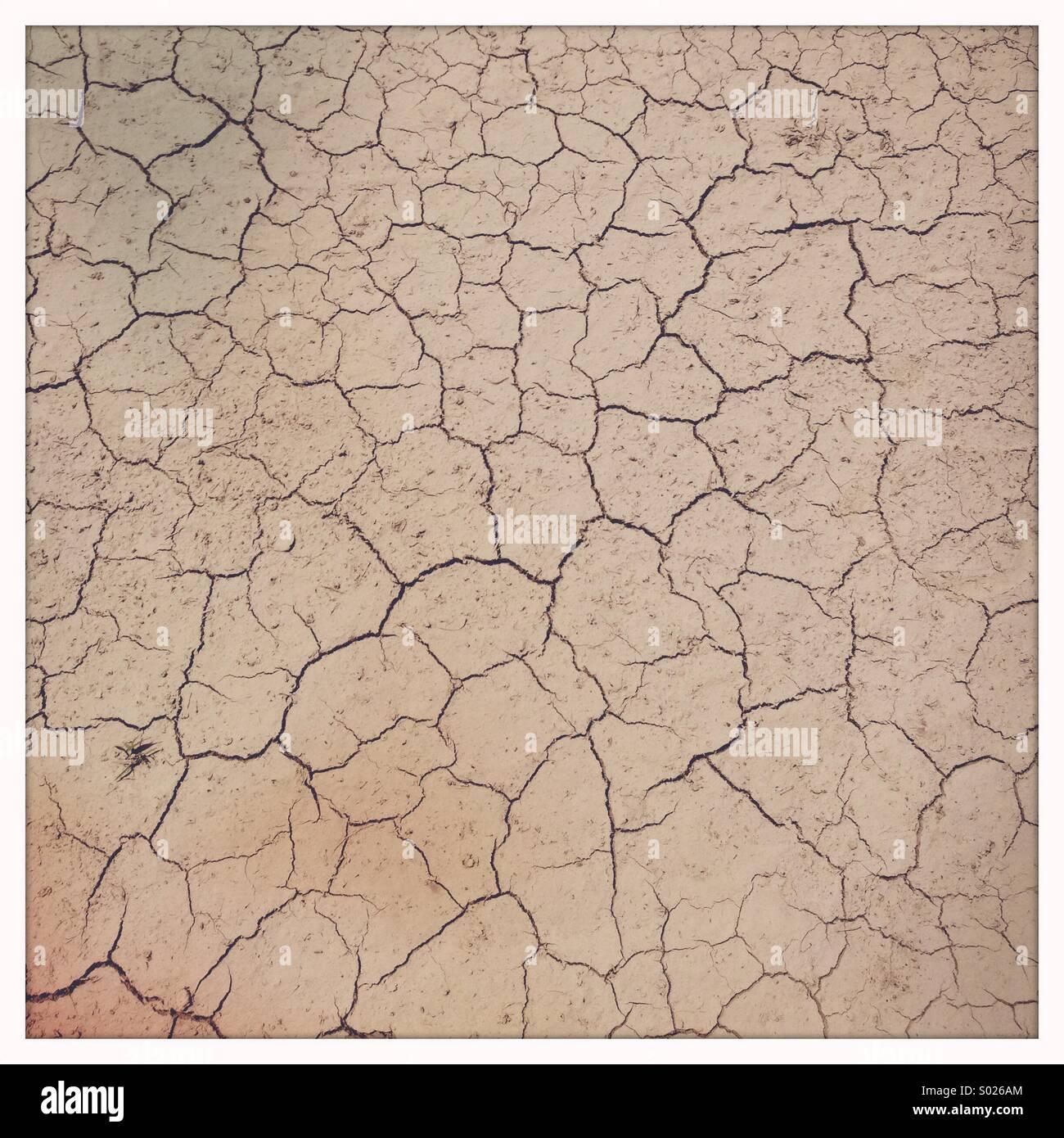 tierra seca Imagen De Stock