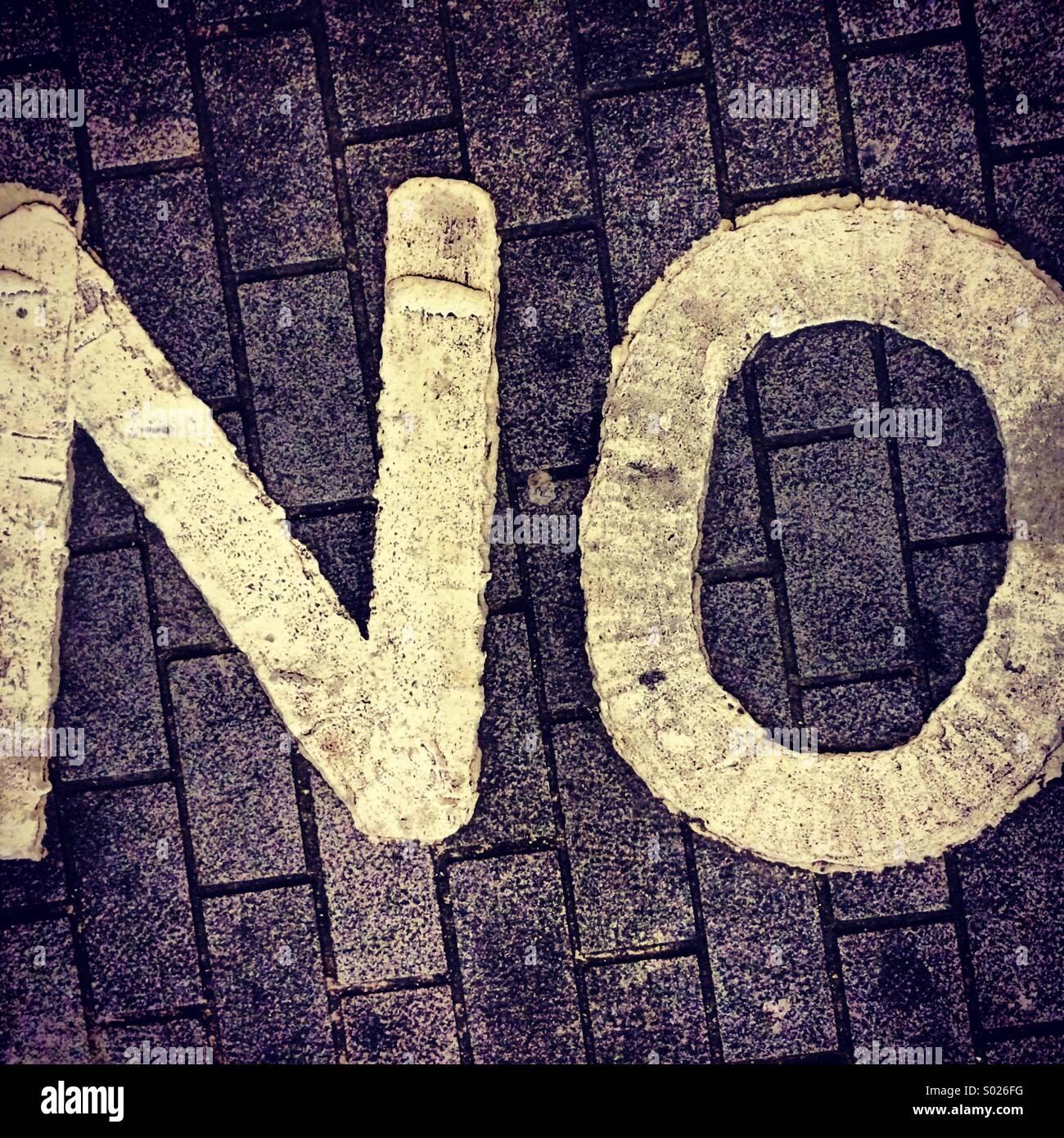 No. Imagen De Stock