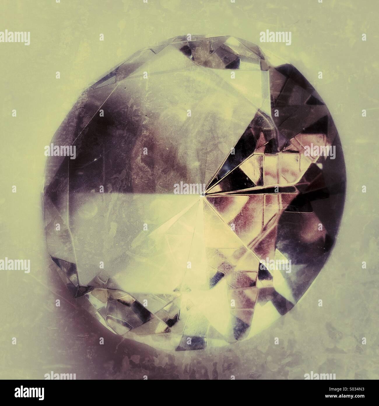 Diamond Imagen De Stock
