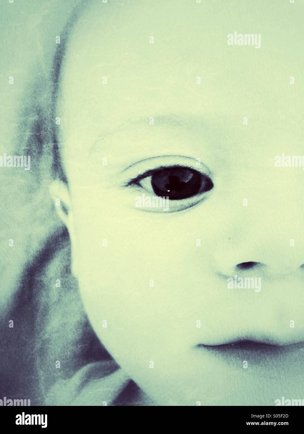 Bebé Imagen De Stock