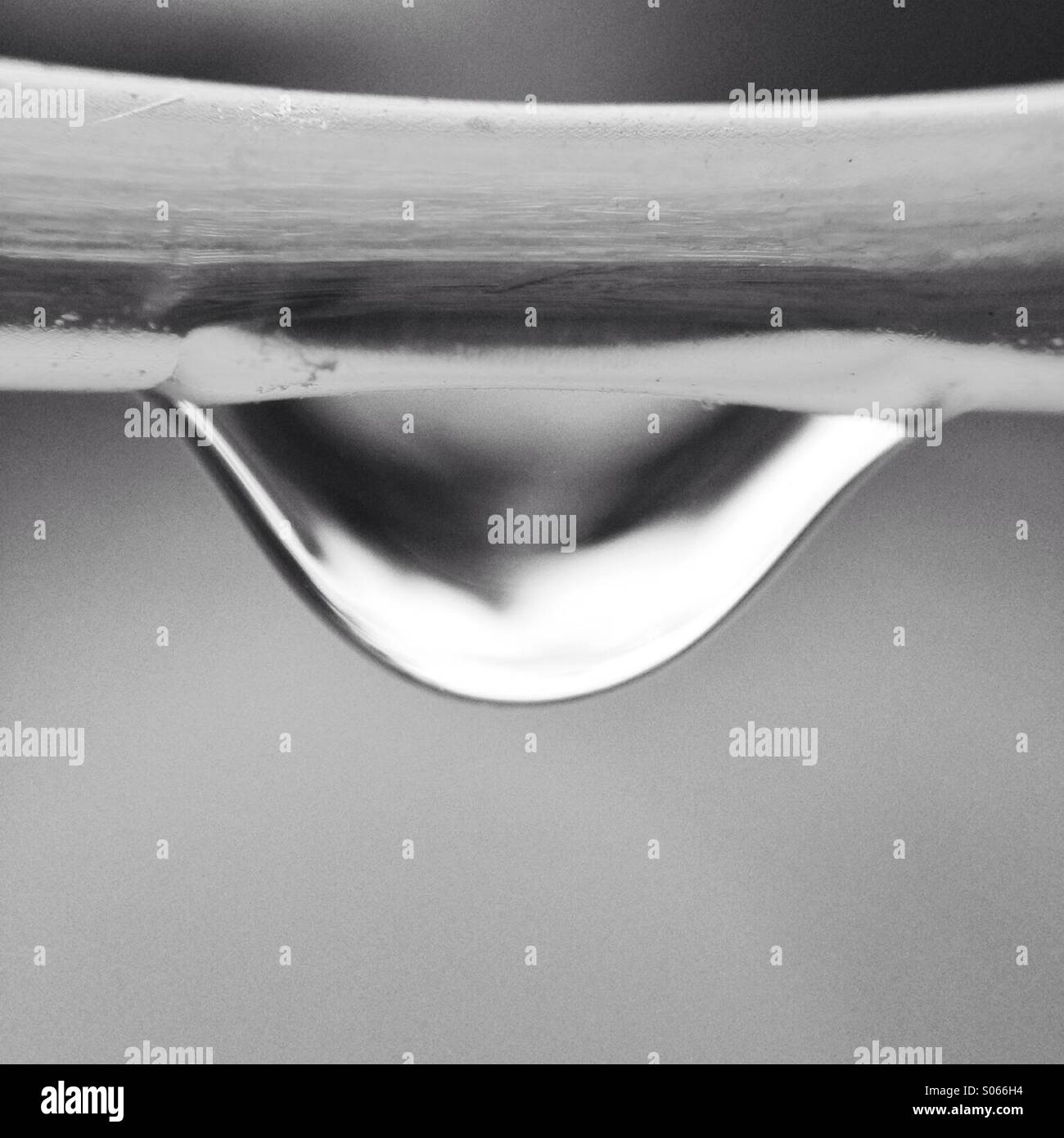 Gotita de agua Imagen De Stock