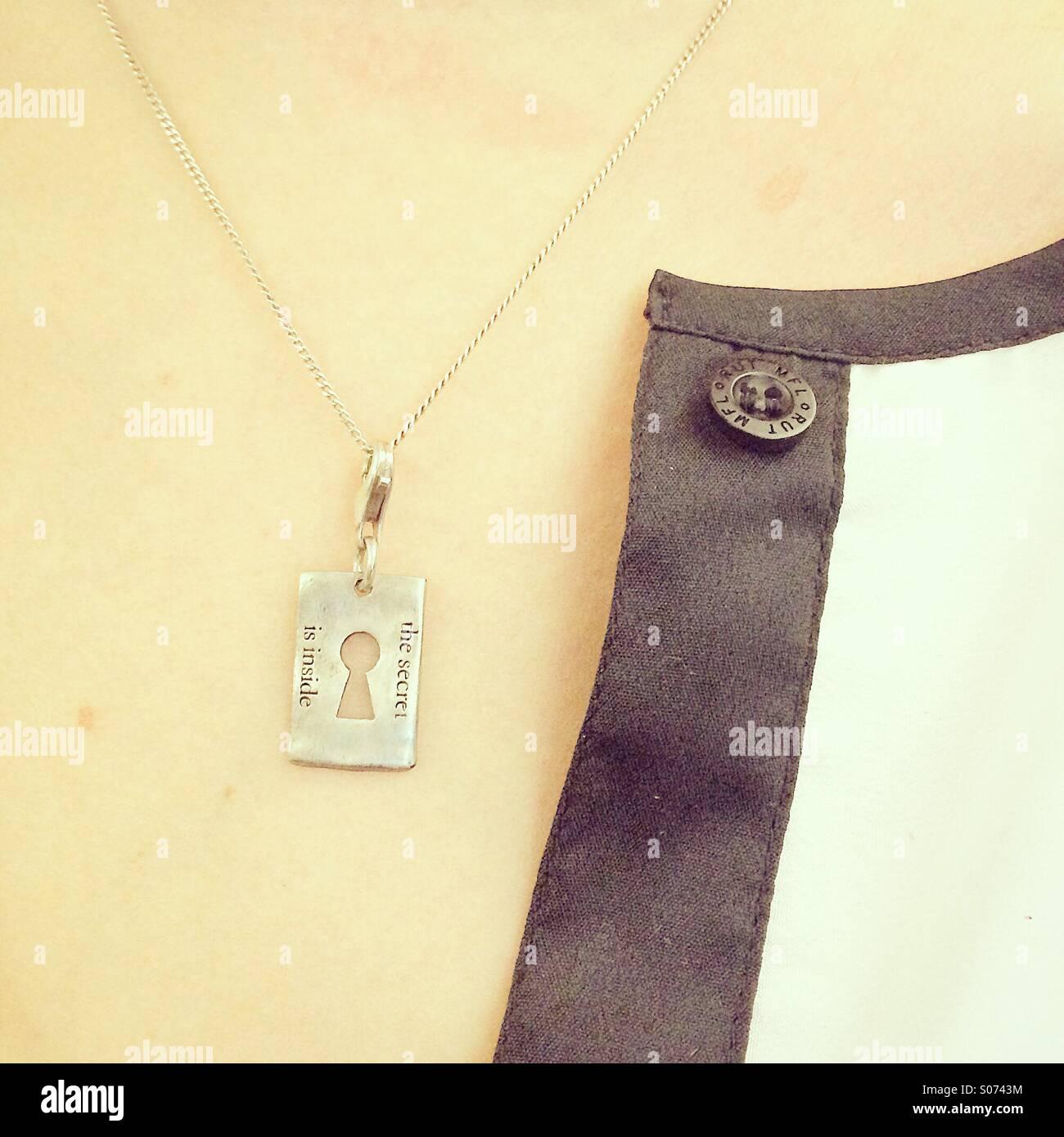 Collar Imagen De Stock