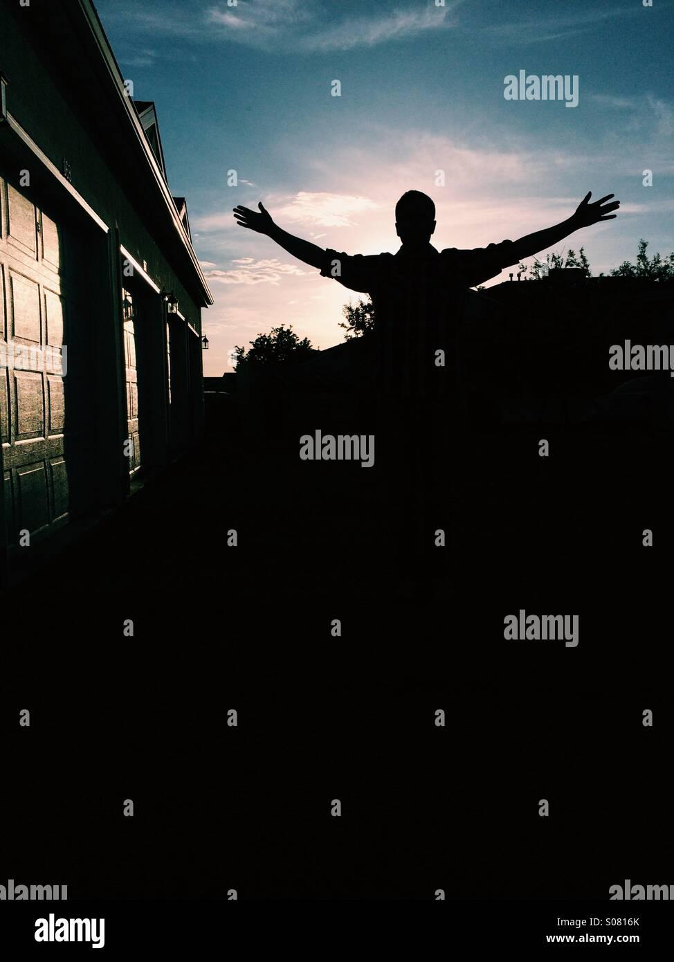 Nuevo día Imagen De Stock