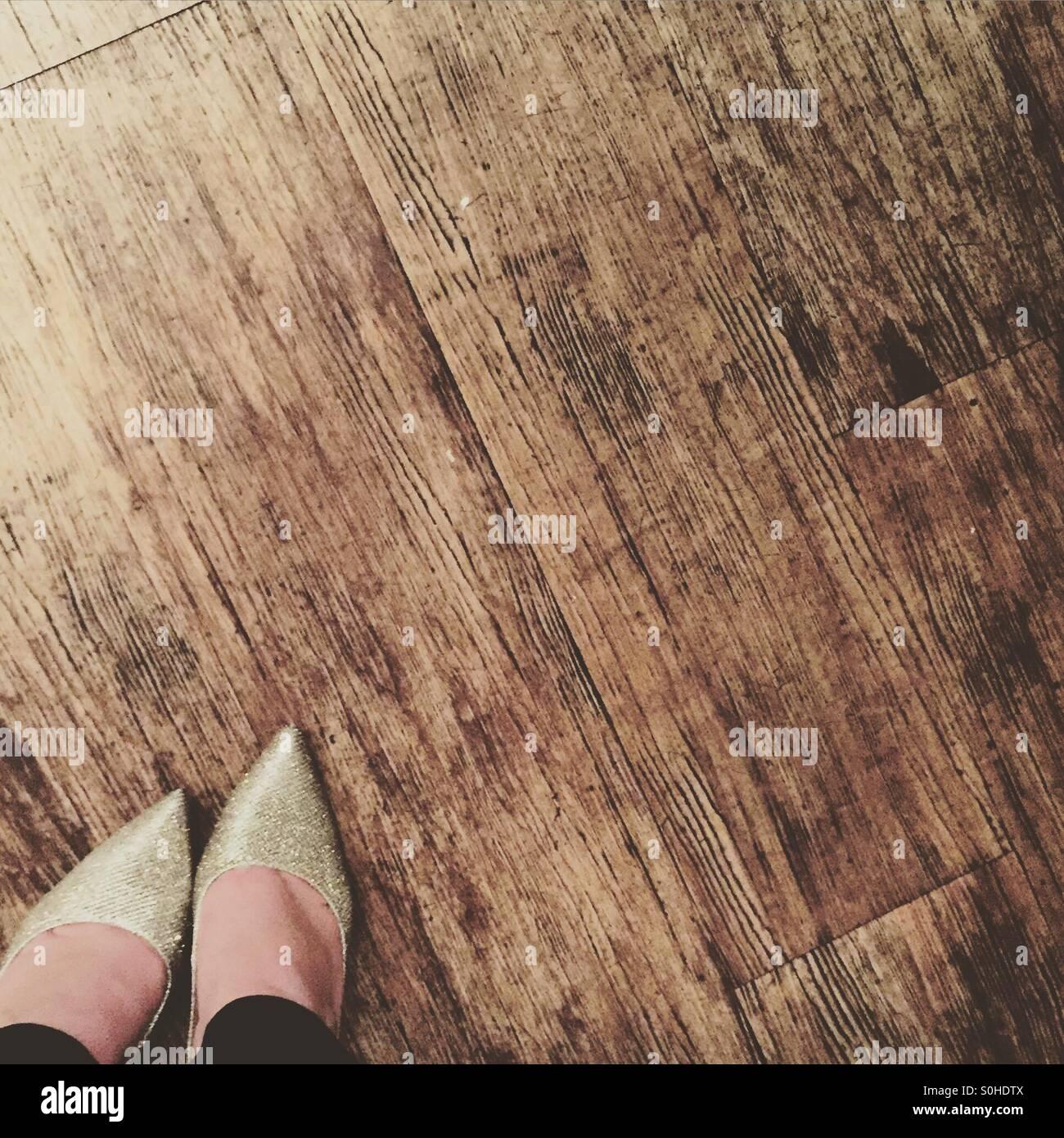 Zapatos Imagen De Stock