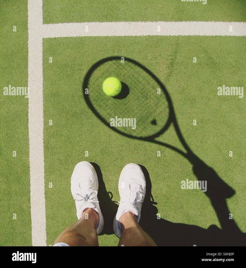 Tenis Imagen De Stock