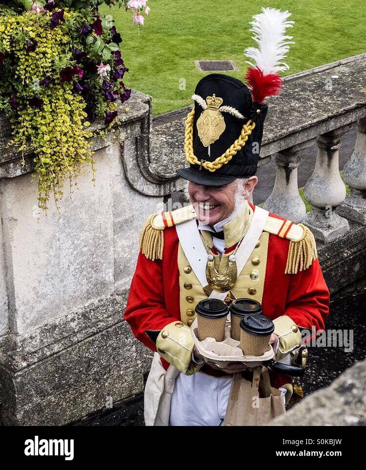 Festival de Jane Austen en Bath. Imagen De Stock