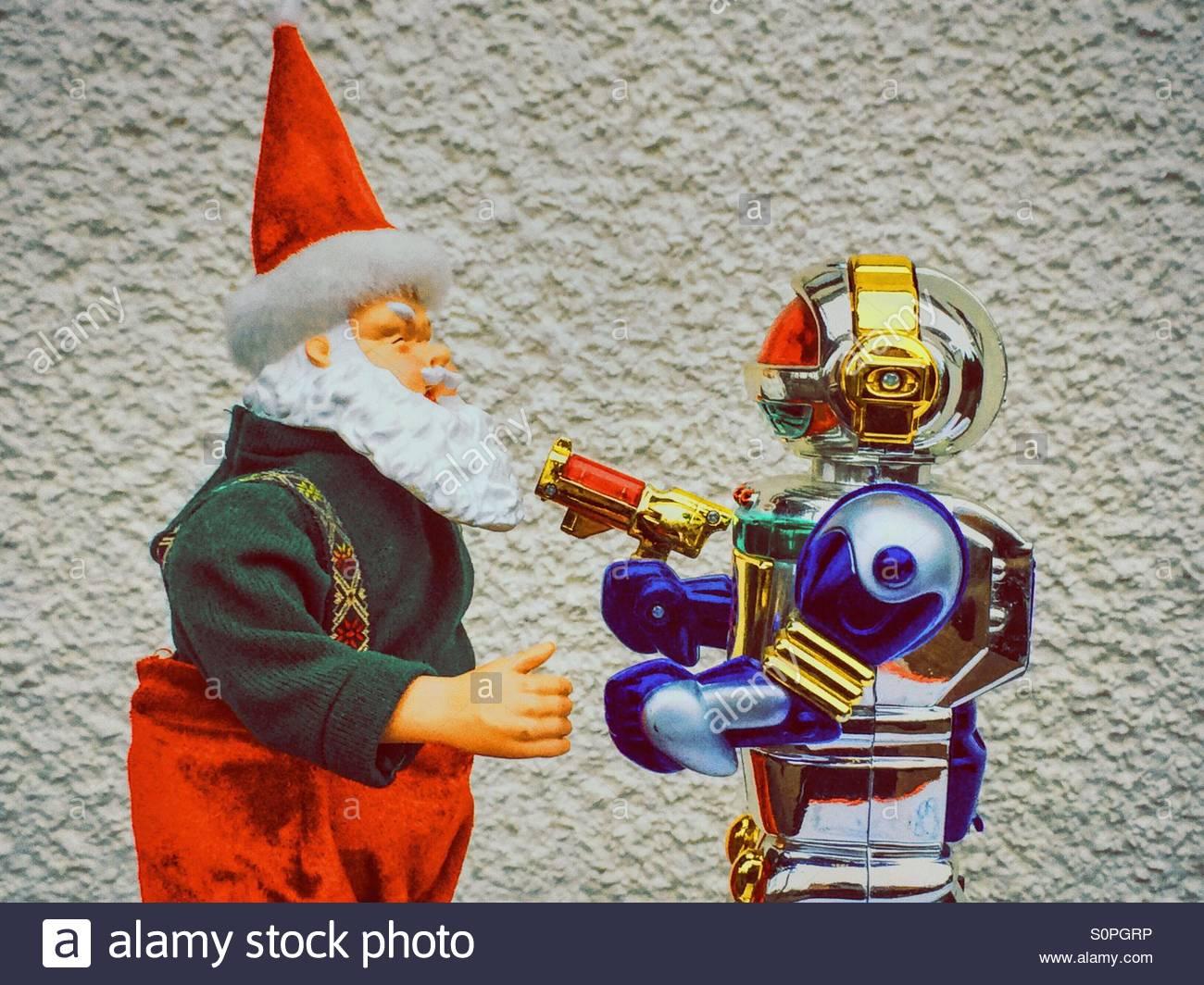 Feliz Navidad Imagen De Stock