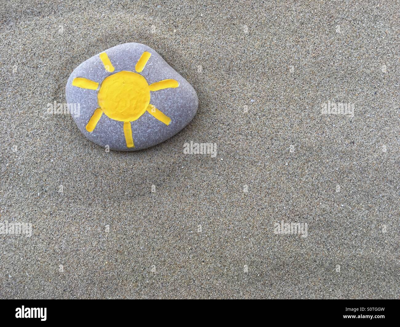 Sol Imagen De Stock