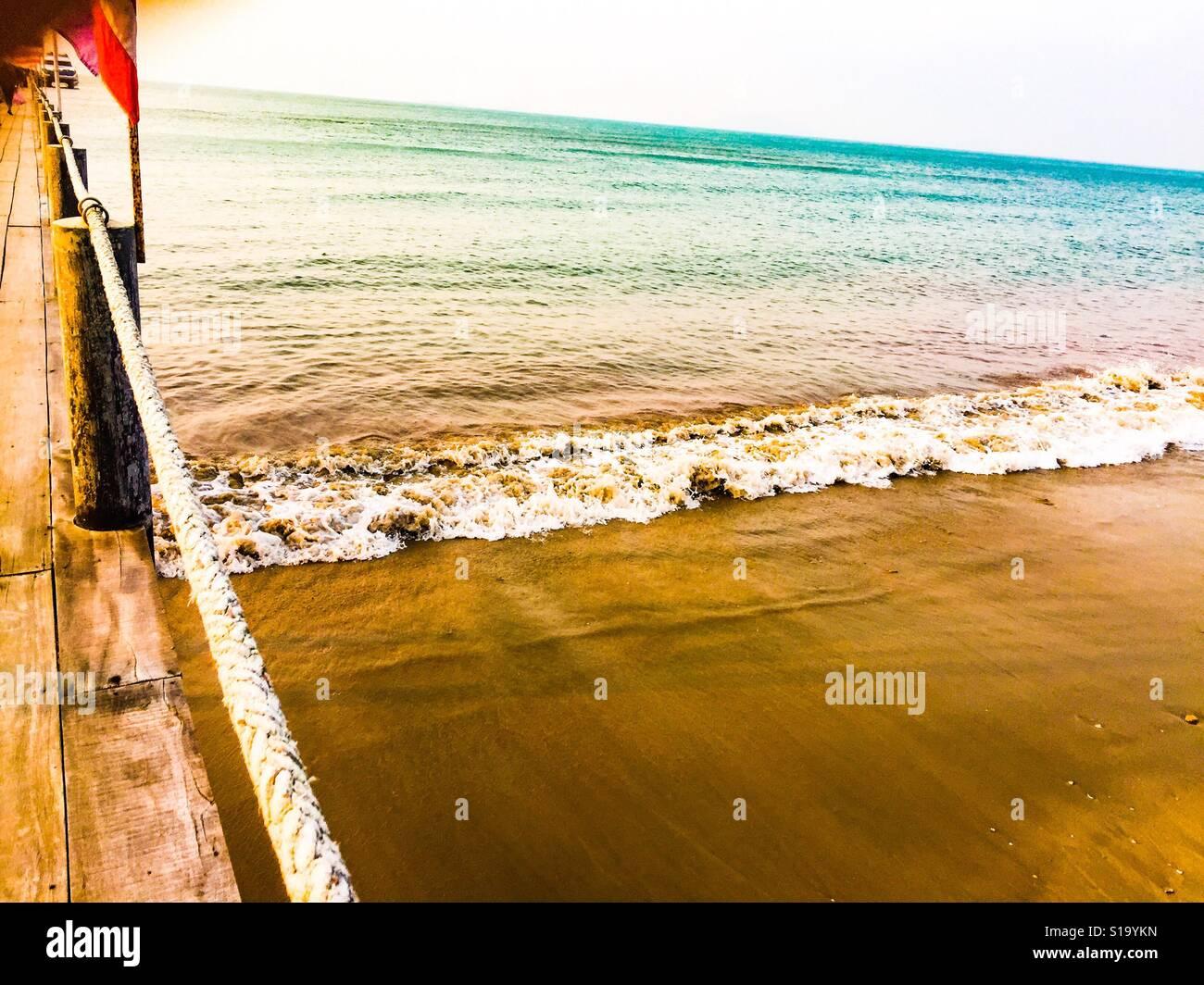 Playa de Tailandia Foto de stock