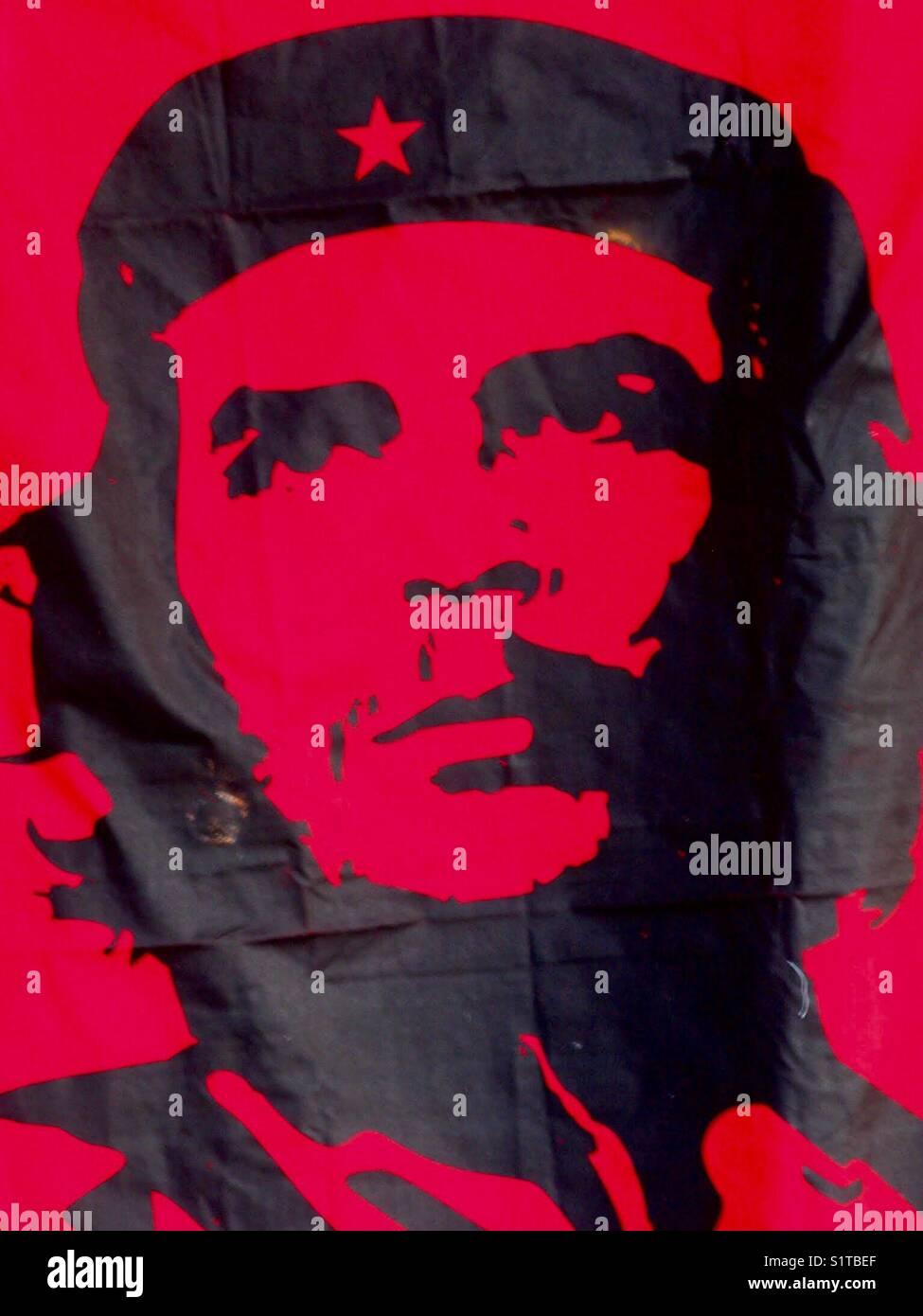 Comandante Ernesto Che Guevara Imágenes De Stock   Comandante ... 058e2258669