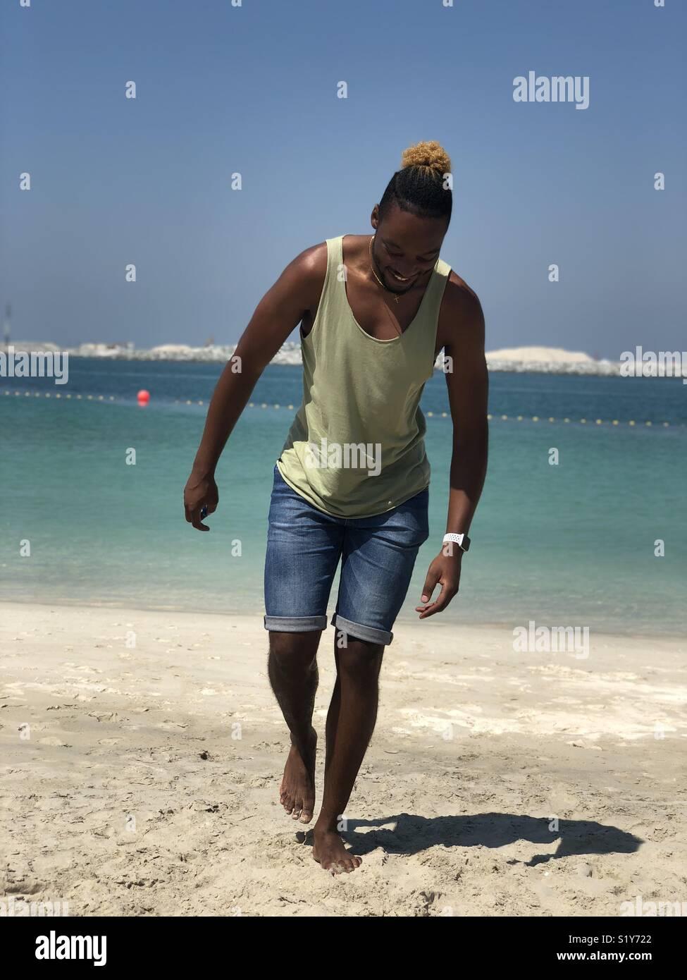 Vida de playa Imagen De Stock
