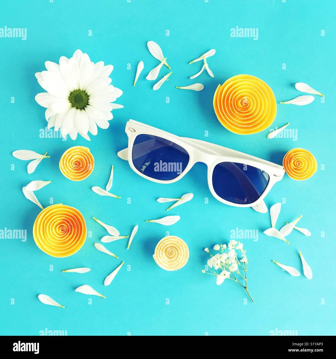 Primavera de la vida. Imagen De Stock