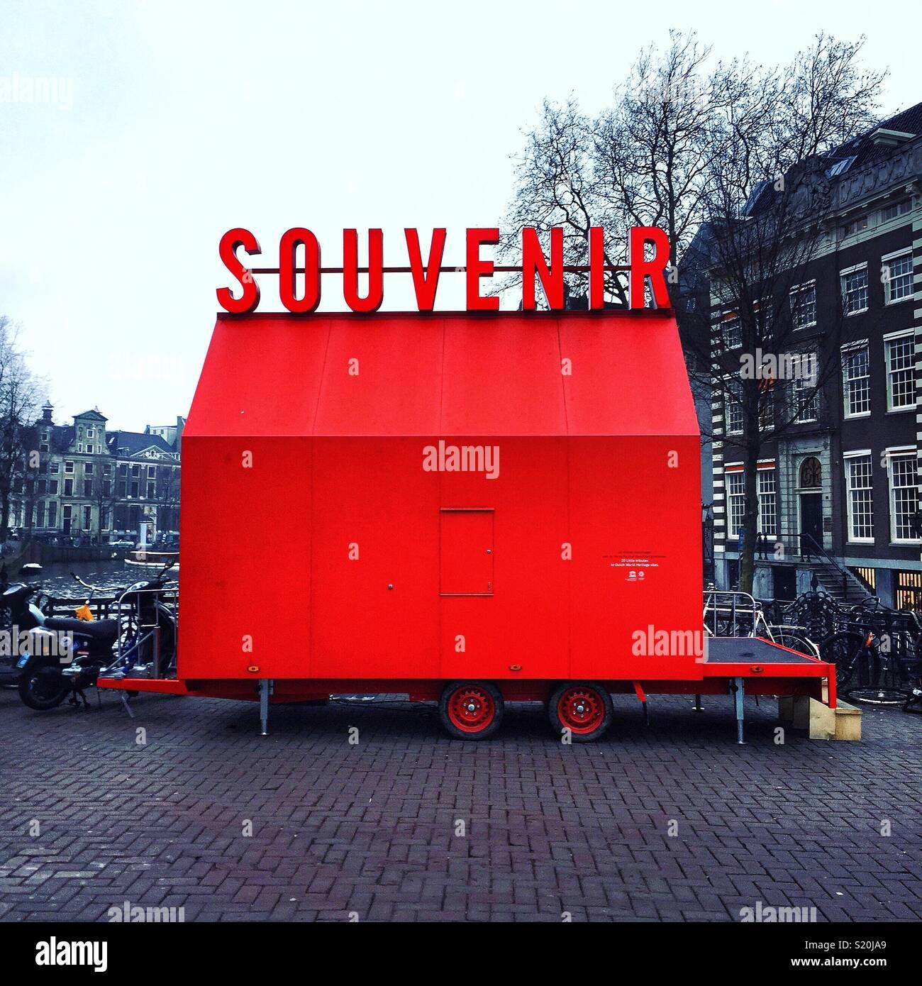 Amsterdam Imagen De Stock