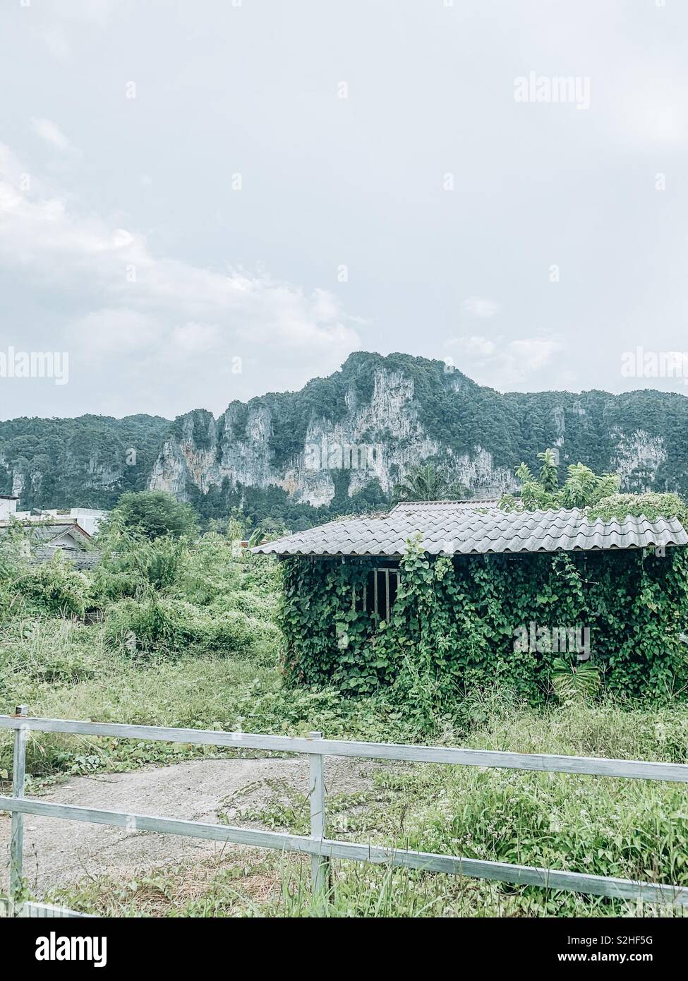 Casa abandonada Imagen De Stock