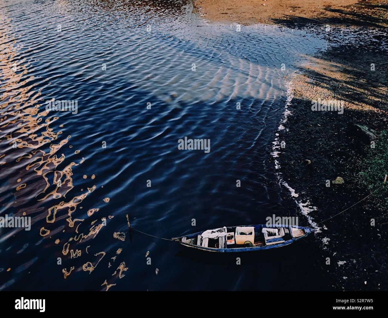 reflexión Imagen De Stock