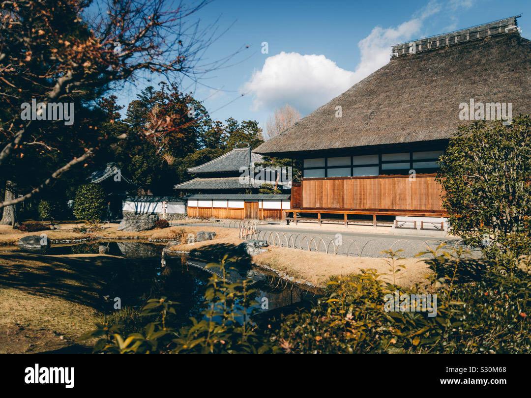 Ashikaga Gakkō Foto de stock
