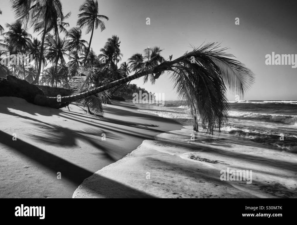 Hermoso lugar en Bahia, Brasil Foto de stock