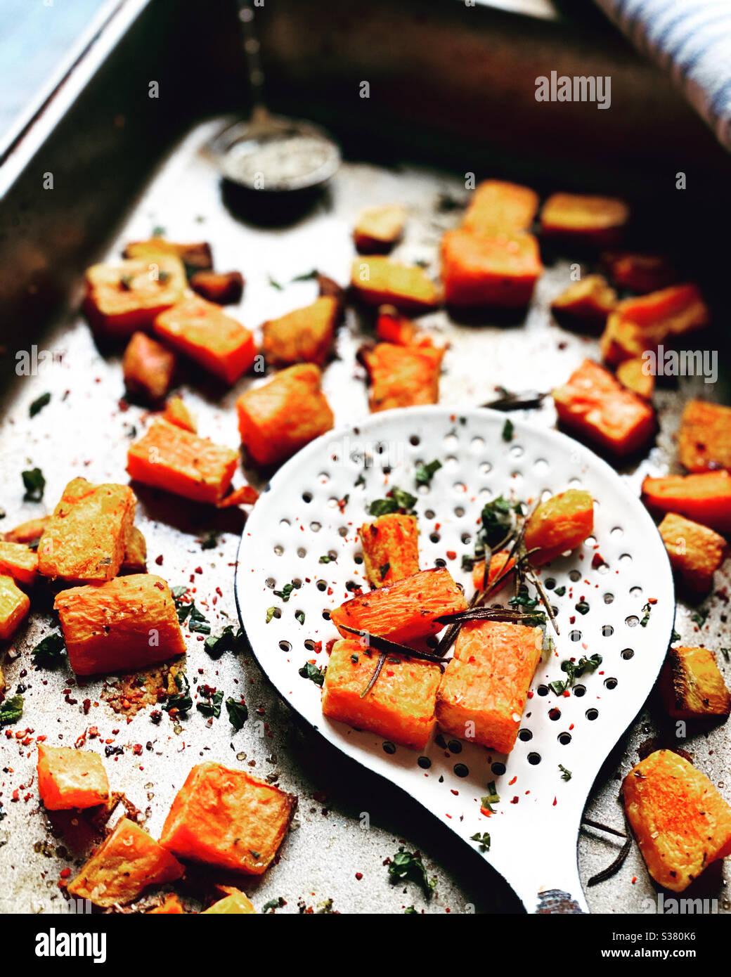 Patata dulce Foto de stock