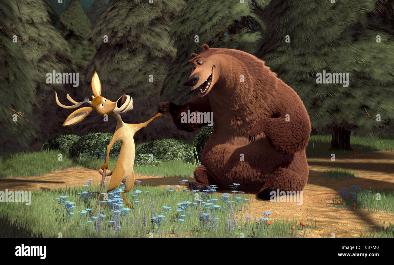 BOOG, Elliot, OPEN SEASON, 2006 Foto de stock