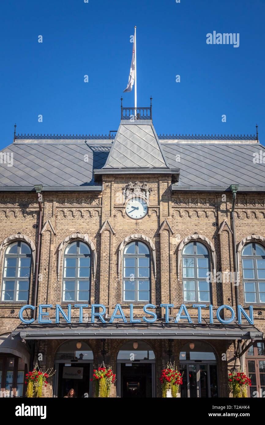 Estación central de Gotemburgo, Suecia Foto de stock