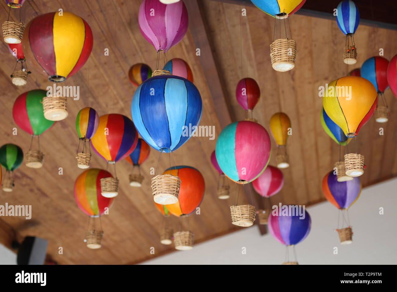 Cielo de madera Imagen De Stock