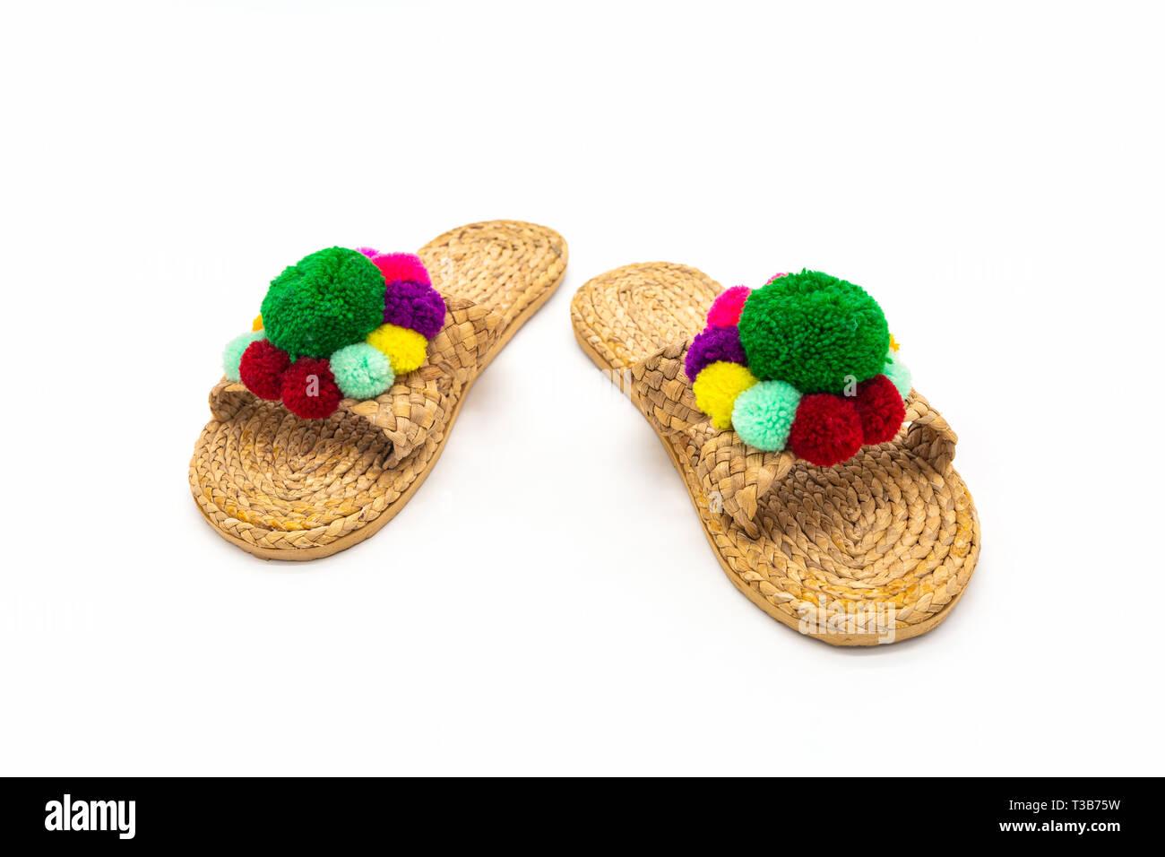 Un Jacinto Sandalias Zapatos Agua Artesanías De Hechas Por Sobre hdCtsrBoQx