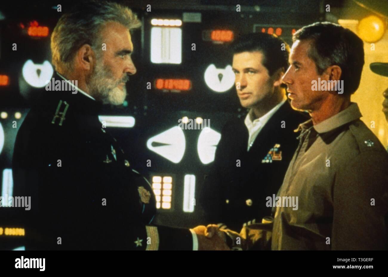La caza de Octubre Rojo Año : 1990 EE UU Director : John McTiernan Sean Connery, Alec Baldwin, Scott Glenn Imagen De Stock