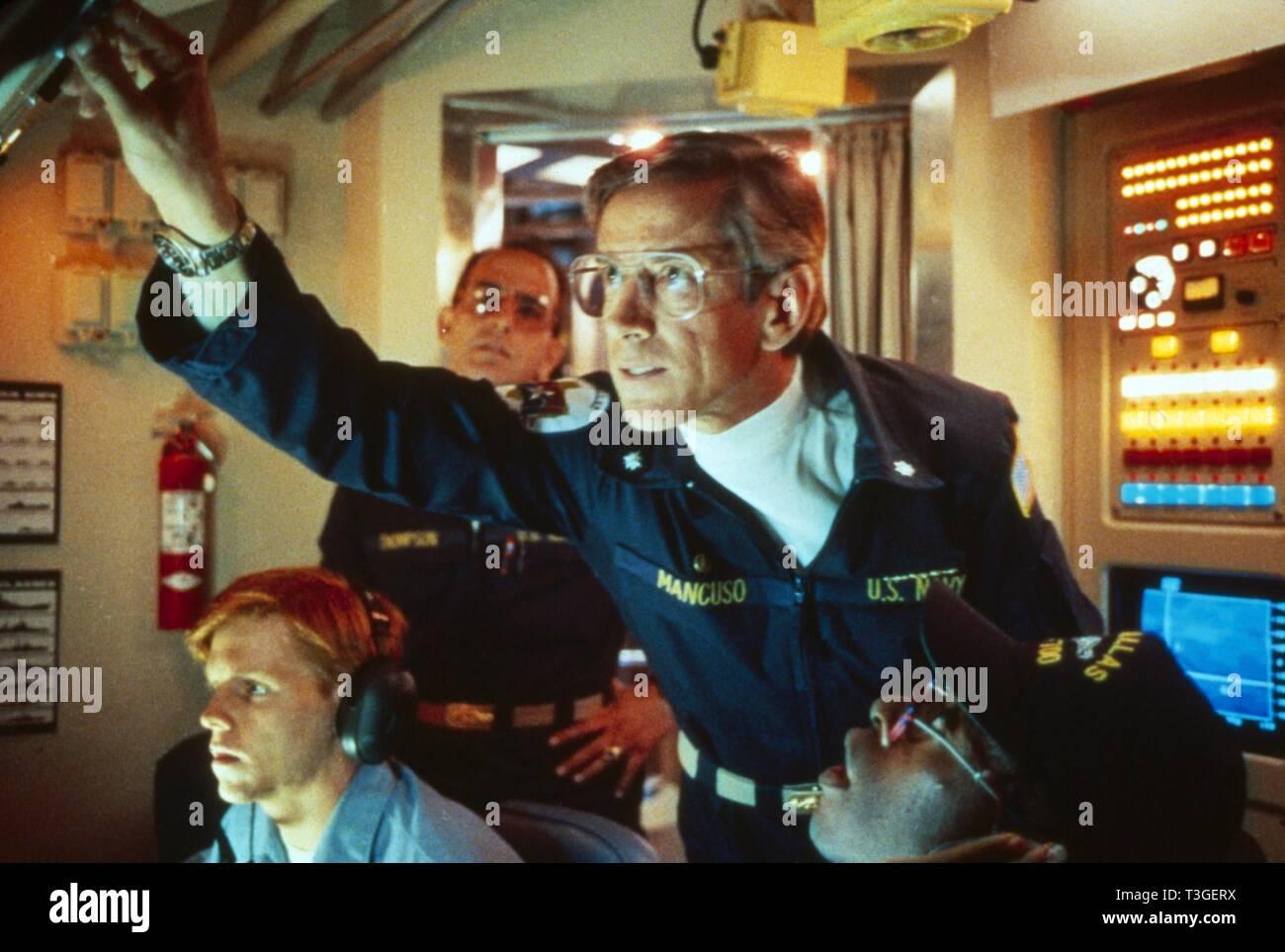 La caza de Octubre Rojo Año : 1990 EE UU Director : John McTiernan Scott Glenn Imagen De Stock