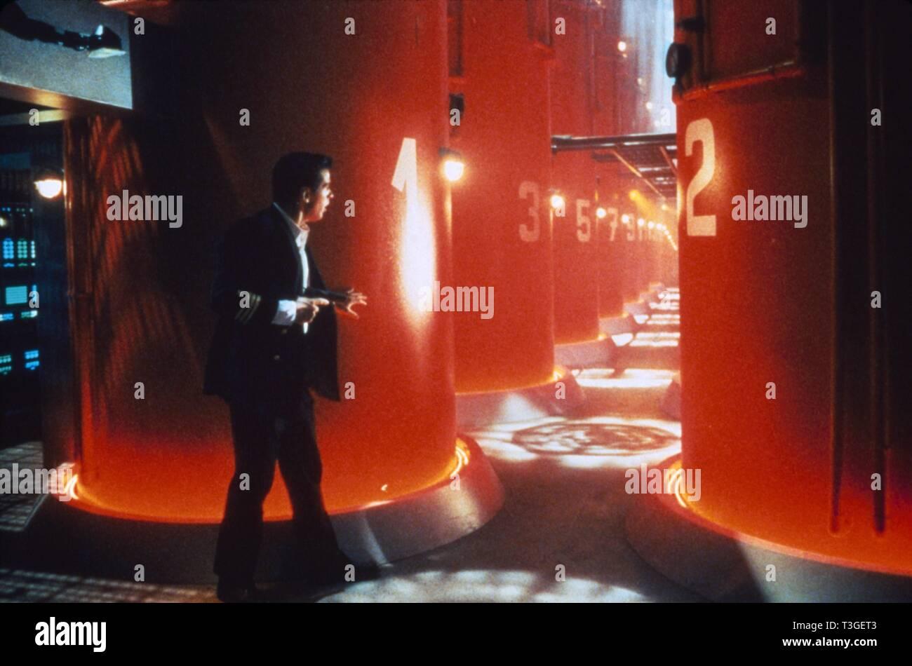 La caza de Octubre Rojo Año : 1990 EE UU Director : John McTiernan Alec Baldwin Imagen De Stock