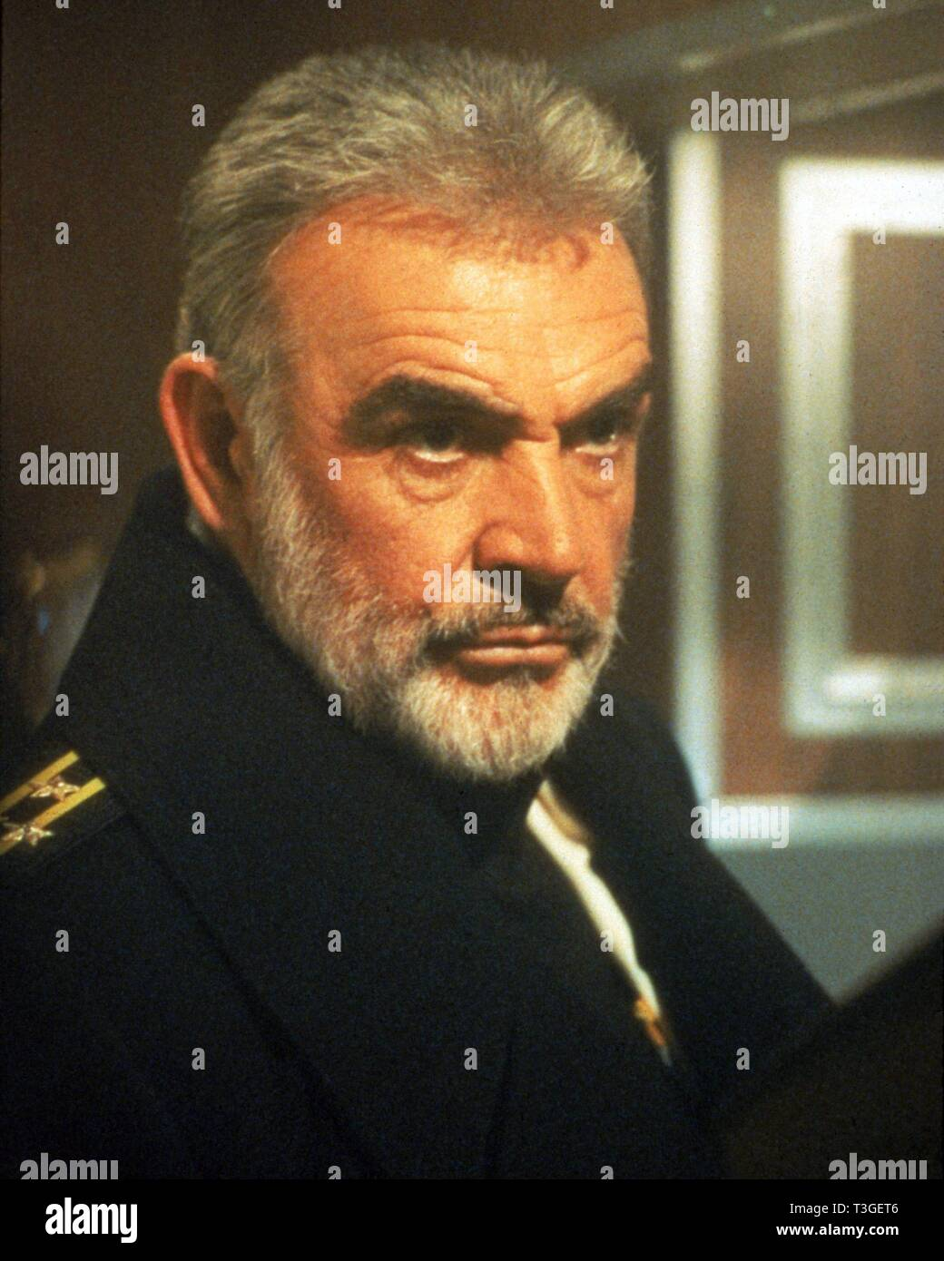 La caza de Octubre Rojo Año : 1990 EE UU Director : John McTiernan Sean Connery Imagen De Stock