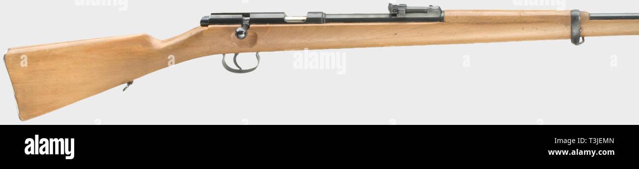 Armas de servicio, Alemania hasta 1945, la JGA (paramilitares) modelo deportivo de Germania, calibre 22 lr, número 3435, sólo Editorial-Use Imagen De Stock