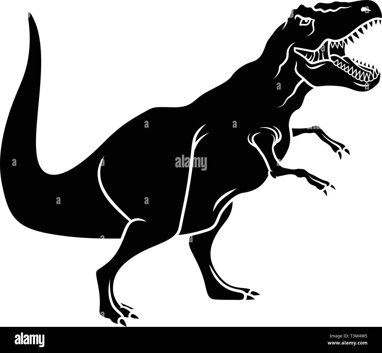 Silueta De Dinosaurios Ilustracion Vectorial Tyrannosaurus Imagen Vector De Stock Alamy Además también están disponibles otros formatos de dinosaurio silueta, dinosaurio, dinosaurio jurásico vectores o imágenes de fondo. https www alamy es silueta de dinosaurios ilustracion vectorial tyrannosaurus image243232001 html