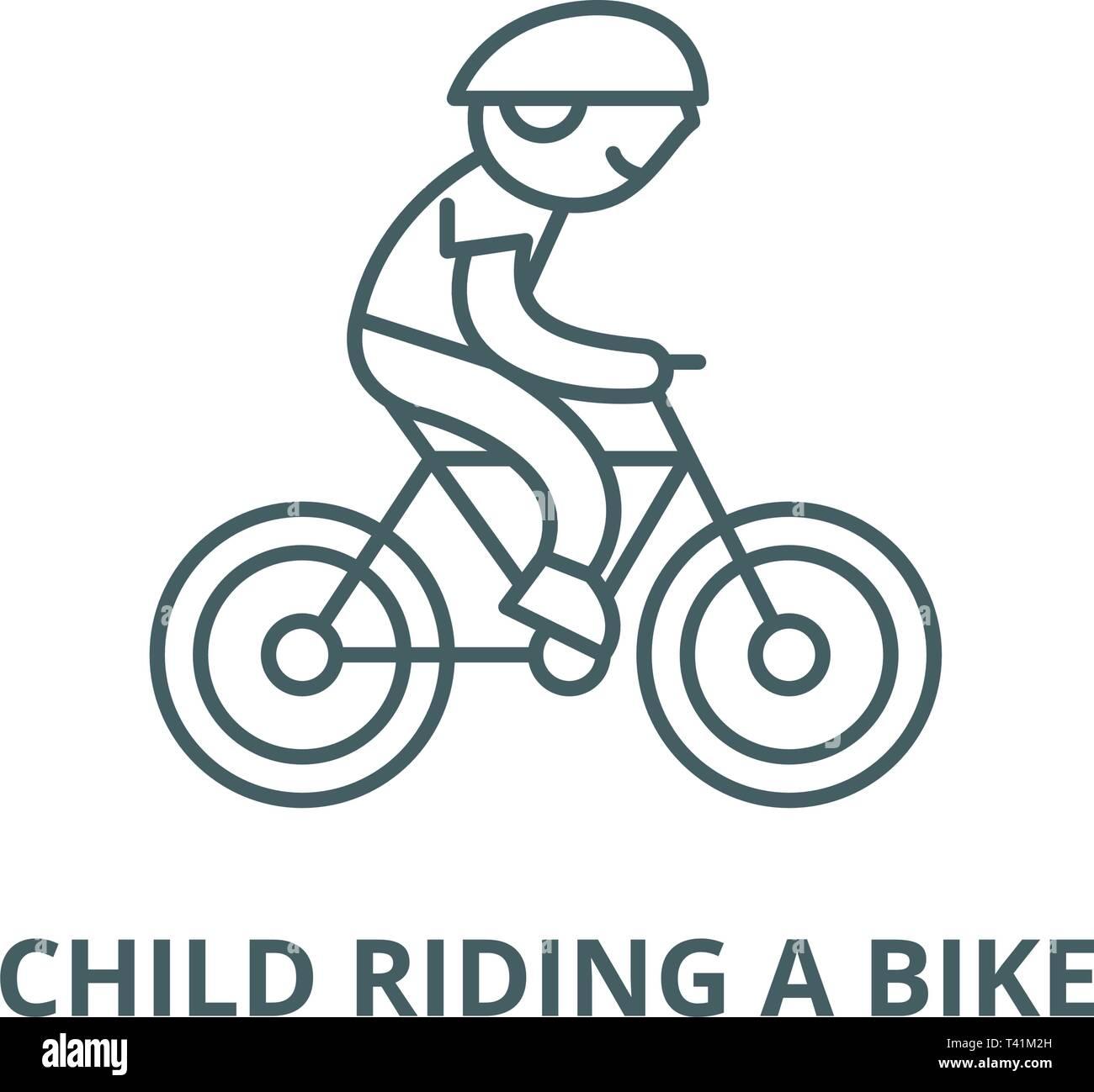 57d8526de9 Riding A Bike Illustration Imágenes De Stock   Riding A Bike ...