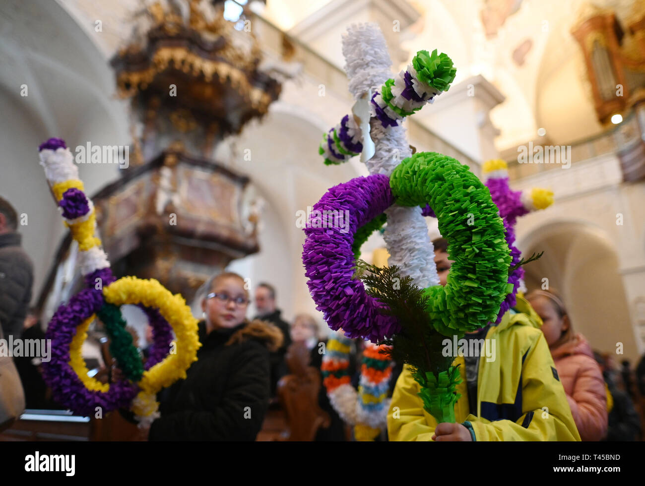 Semana santa 2019 alemania