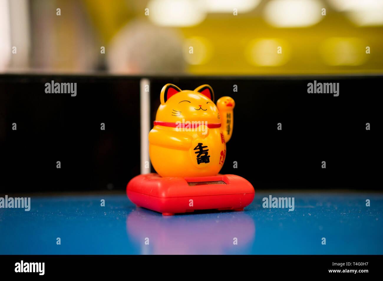 Amuleto chino Foto de stock