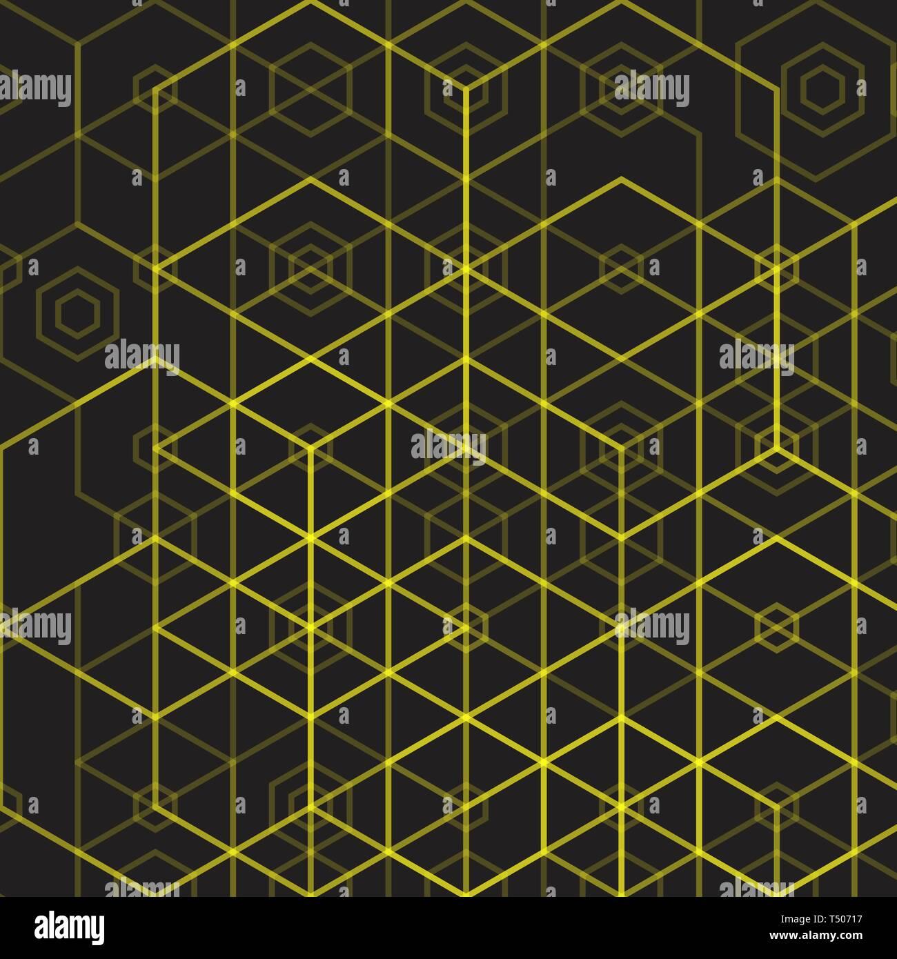 Resumen antecedentes con patrón geométrico. Eps10 ilustración vectorial Imagen De Stock