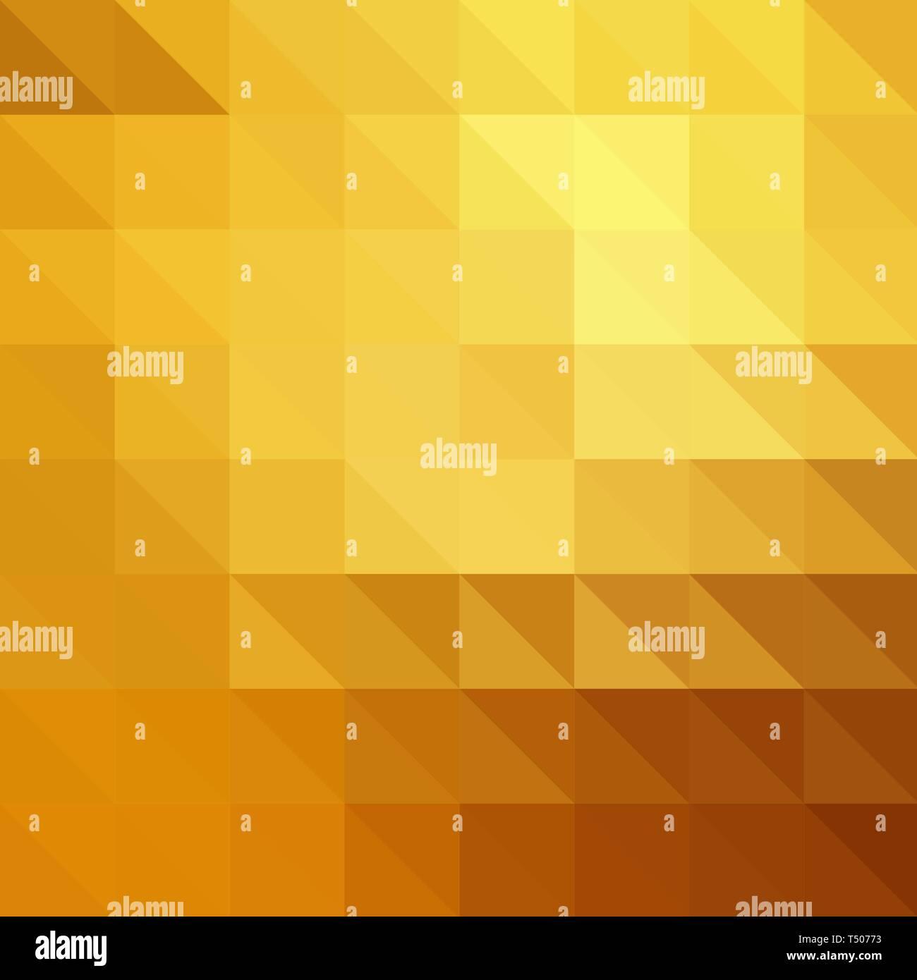 Efecto de metal dorado con partículas brillantes borrosa. Resumen antecedentes con malla iridiscente degradado. Ilusión Visual de brilla con superficie de metal. Backgr Imagen De Stock